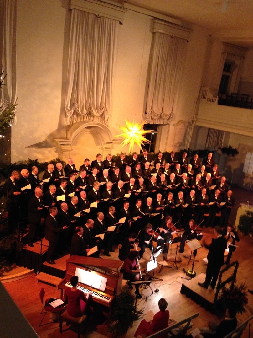 Kerstconcert, 19 december 2014